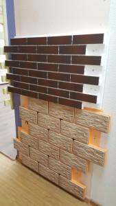 термопанели фасадные с клинкерной плиткой от производителя